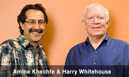 Amine Khechfe & Harry Whitehouse