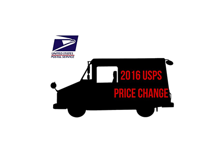 2016 USPS Price Change