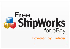 Free ShipWorks for eBay. Powered by Endicia