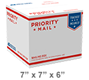 Priority Mail Box 4