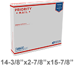 Priority Mail Regional Rate Box B2 | Endicia Supplies Store