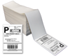 Fanfold Direct Thermal Labels 4x6