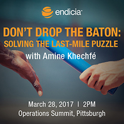 Don't drop the baton: Solving the last-mile puzzle with Amine Khechfé