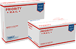 New USPS Priority Mail boxes