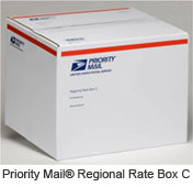 Priority Mail Regional Rate Box C