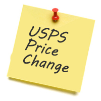 USPS Price Change