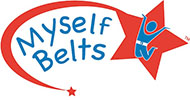 Myself Belts logo