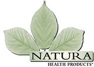Natura Health Products logo