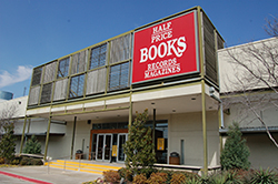 Half Price Books Dallas flagship location